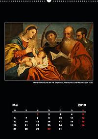 Tiziano Vecellio - Tizian (Wandkalender 2019 DIN A2 hoch) - Produktdetailbild 5