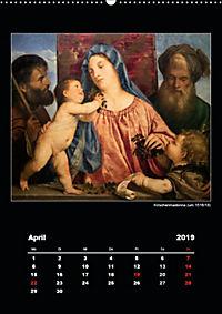 Tiziano Vecellio - Tizian (Wandkalender 2019 DIN A2 hoch) - Produktdetailbild 4