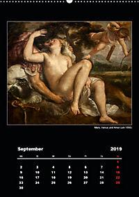 Tiziano Vecellio - Tizian (Wandkalender 2019 DIN A2 hoch) - Produktdetailbild 9
