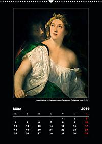 Tiziano Vecellio - Tizian (Wandkalender 2019 DIN A2 hoch) - Produktdetailbild 3