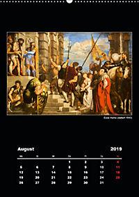 Tiziano Vecellio - Tizian (Wandkalender 2019 DIN A2 hoch) - Produktdetailbild 8
