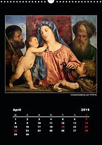 Tiziano Vecellio - Tizian (Wandkalender 2019 DIN A3 hoch) - Produktdetailbild 4