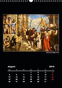 Tiziano Vecellio - Tizian (Wandkalender 2019 DIN A3 hoch) - Produktdetailbild 8