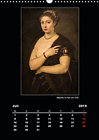 Tiziano Vecellio - Tizian (Wandkalender 2019 DIN A3 hoch) - Produktdetailbild 7