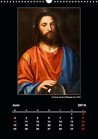 Tiziano Vecellio - Tizian (Wandkalender 2019 DIN A3 hoch) - Produktdetailbild 6