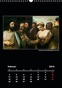 Tiziano Vecellio - Tizian (Wandkalender 2019 DIN A3 hoch) - Produktdetailbild 2