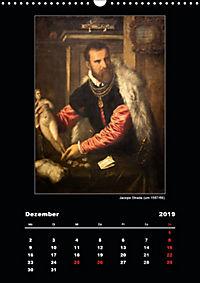 Tiziano Vecellio - Tizian (Wandkalender 2019 DIN A3 hoch) - Produktdetailbild 12