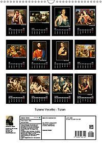 Tiziano Vecellio - Tizian (Wandkalender 2019 DIN A3 hoch) - Produktdetailbild 13