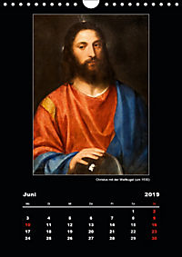 Tiziano Vecellio - Tizian (Wandkalender 2019 DIN A4 hoch) - Produktdetailbild 6