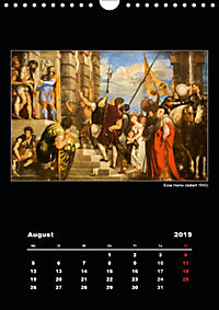 Tiziano Vecellio - Tizian (Wandkalender 2019 DIN A4 hoch) - Produktdetailbild 8