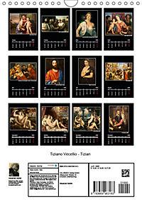 Tiziano Vecellio - Tizian (Wandkalender 2019 DIN A4 hoch) - Produktdetailbild 13