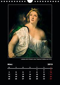 Tiziano Vecellio - Tizian (Wandkalender 2019 DIN A4 hoch) - Produktdetailbild 3