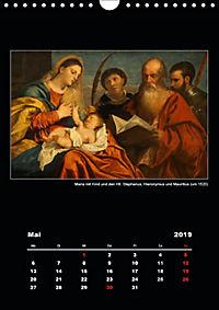 Tiziano Vecellio - Tizian (Wandkalender 2019 DIN A4 hoch) - Produktdetailbild 5