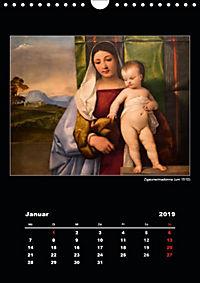 Tiziano Vecellio - Tizian (Wandkalender 2019 DIN A4 hoch) - Produktdetailbild 1