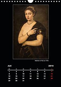 Tiziano Vecellio - Tizian (Wandkalender 2019 DIN A4 hoch) - Produktdetailbild 7