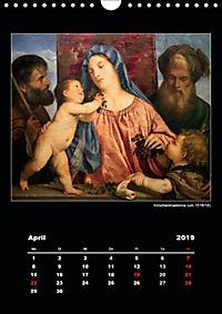 Tiziano Vecellio - Tizian (Wandkalender 2019 DIN A4 hoch) - Produktdetailbild 4