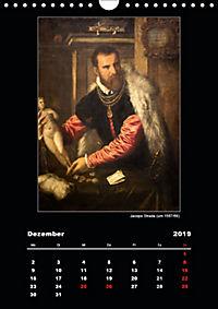 Tiziano Vecellio - Tizian (Wandkalender 2019 DIN A4 hoch) - Produktdetailbild 12
