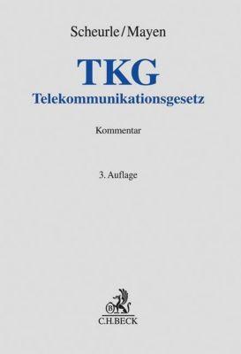 TKG Telekommunikationsgesetz, Kommentar, Scheurle, Mayen