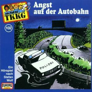 TKKG - Angst auf der Autobahn, Stefan Wolf