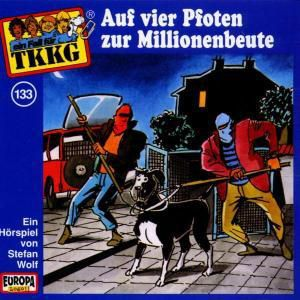 TKKG - Auf vier Pfoten zur Millionenbeute, Stefan Wolf