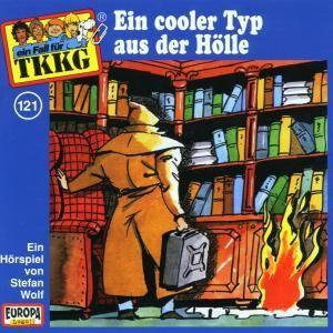 TKKG Band 121: Ein cooler Typ aus der Hölle (1 Audio-CD), Stefan Wolf