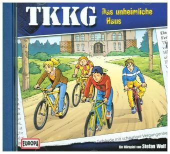 TKKG Band 143: Das unheimliche Haus (1 Audio-CD), Stefan Wolf