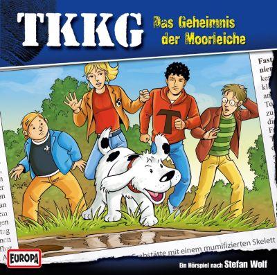 TKKG Band 172: Das Geheimnis der Moorleiche (1 Audio-CD), Stefan Wolf