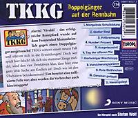 TKKG Band 174: Doppelgänger auf der Rennbahn (1 Audio-CD) - Produktdetailbild 1