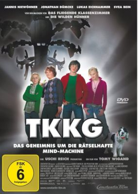 TKKG - Das Geheimnis um die rätselhafte Mind-Machine, Stefan Wolf
