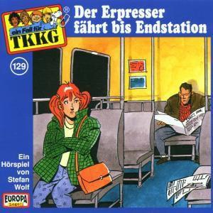 TKKG - Der Erpresser fährt bis Endstation, Stefan Wolf