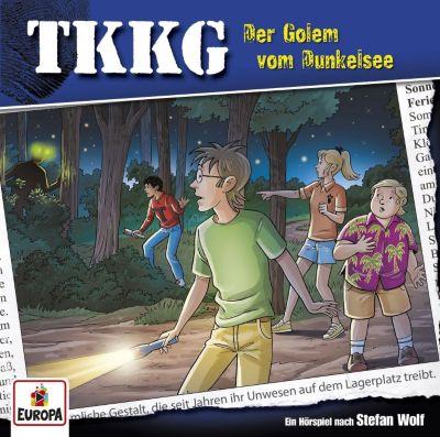TKKG - Der Golem vom Dunkelsee (Folge 198), Stefan Wolf