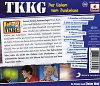 TKKG - Der Golem vom Dunkelsee (Folge 198) - Produktdetailbild 1