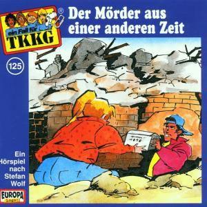 TKKG - Der Mörder aus einer anderen Zeit, Stefan Wolf