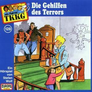 TKKG - Die Gehilfen des Terrors, Stefan Wolf
