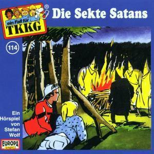 TKKG - Die Sekte Satans, Stefan Wolf