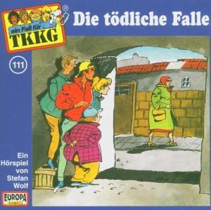 TKKG - Die tödliche Falle, Stefan Wolf
