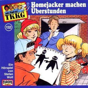 TKKG - Homejacker machen Überstunden, Rolf Kalmuczak