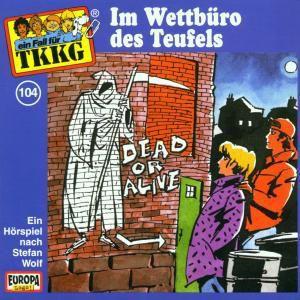 TKKG - Im Wettbüro des Teufels, Stefan Wolf
