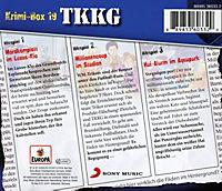 TKKG - Krimi-Box 19 (3 CDs, Folgen 123, 168, 178) - Produktdetailbild 1