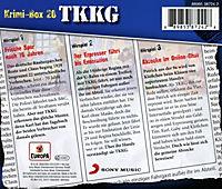 TKKG Krimi-Box 20 (Folgen, 119, 129, 179) (3 CDs) - Produktdetailbild 1