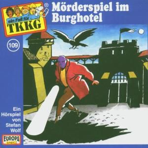 TKKG - Mörderspiel im Burghotel, Stefan Wolf