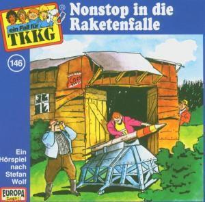 TKKG - Nonstop in die Raketenfalle, Stefan Wolf