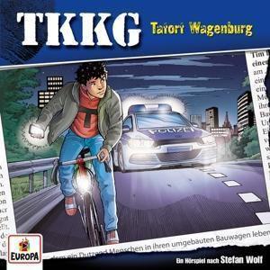 TKKG - Tatort Wagenburg (Folge 196), Stefan Wolf
