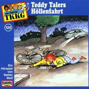 TKKG - Teddy Talers Höllenfahrt, Stefan Wolf