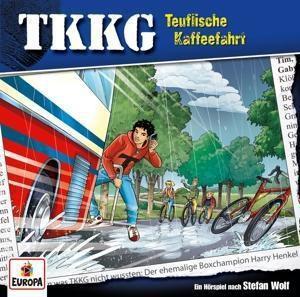 TKKG - Teuflische Kaffeefahrt (Folge 205), Stefan Wolf