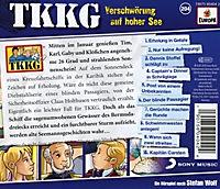 TKKG - Verschwörung auf hoher See (Folge 204) - Produktdetailbild 1