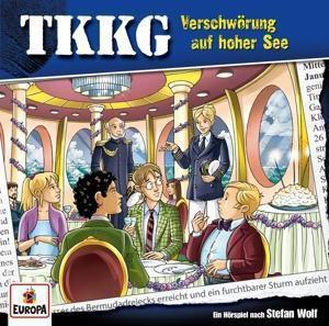 TKKG - Verschwörung auf hoher See (Folge 204), Tkkg