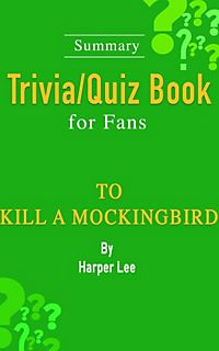 an analysis of the book to kill a mocking bird by harper lee Book reports essays: to kill a mockingbird will discuss how two individual events in to kill a mockingbird by harper lee to kill a mockingbird: scene analysis.