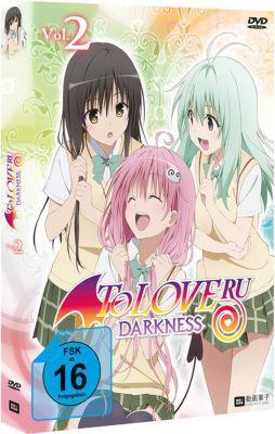 To Love Ru - Darkness – 3. Staffel Vol. 2