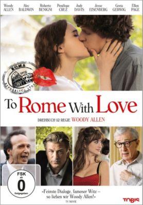 To Rome with Love, Alec Baldwin,Roberto Benigni Woody Allen